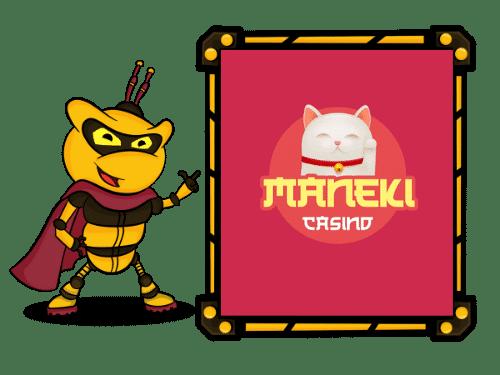 Maneki Casino Willkommensbonus