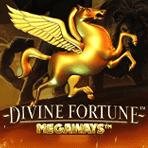Fanfaarien soidessa NetEnt julkistaa Divine Fortune Megawaysin