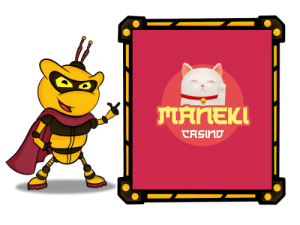 maneki casino review bonuses