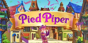 パイドパイパー(Pied Piper) スロットレビュー