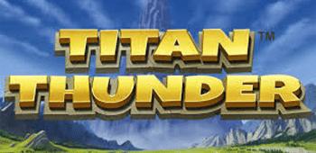 titan thunder slot demo