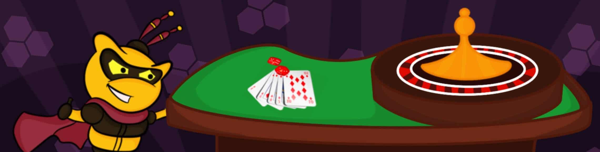 オンラインブラックジャックカジノの注意点