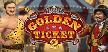 ゴールデンチケット2(Golden Ticket 2) スロットレビュー