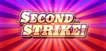 セカンドストライク(Second Strike) スロットレビュー