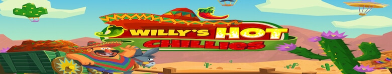 Willy's Hot Chillies slot release