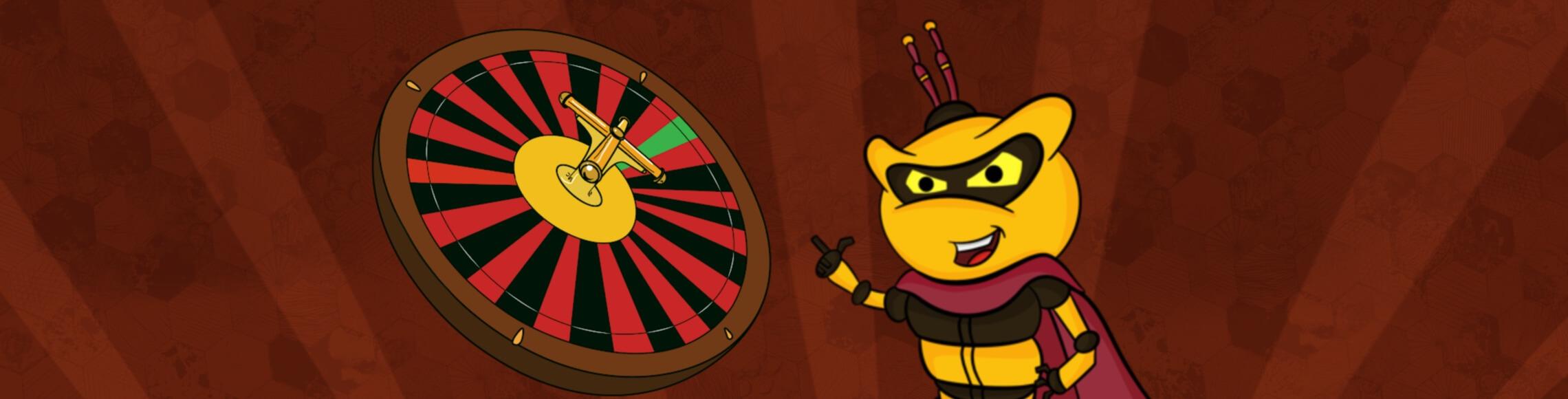 Innskuddsbonuser og innskuddsfrie bonuser på online roulette-casinoer