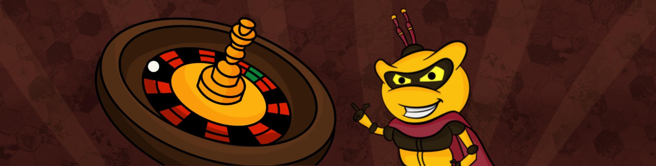 beste online roulette-nettstedene med ekte penger