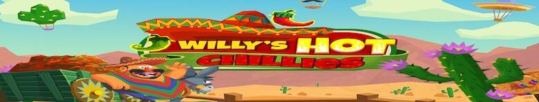 recenzję automatu Willy's Hot Chillies