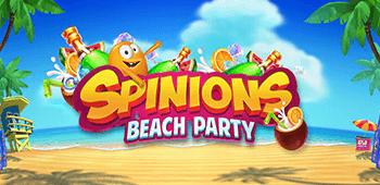 Recenzja Automatu Spinions Beach Party