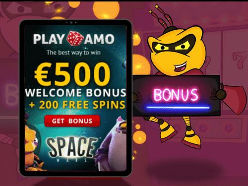 playamo mobile bonus