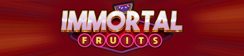 immortal fruits slot demo