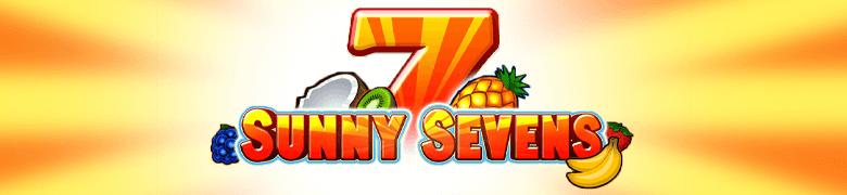 sunny seven slot from gamomat