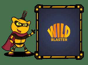 wildblaster casino bonus