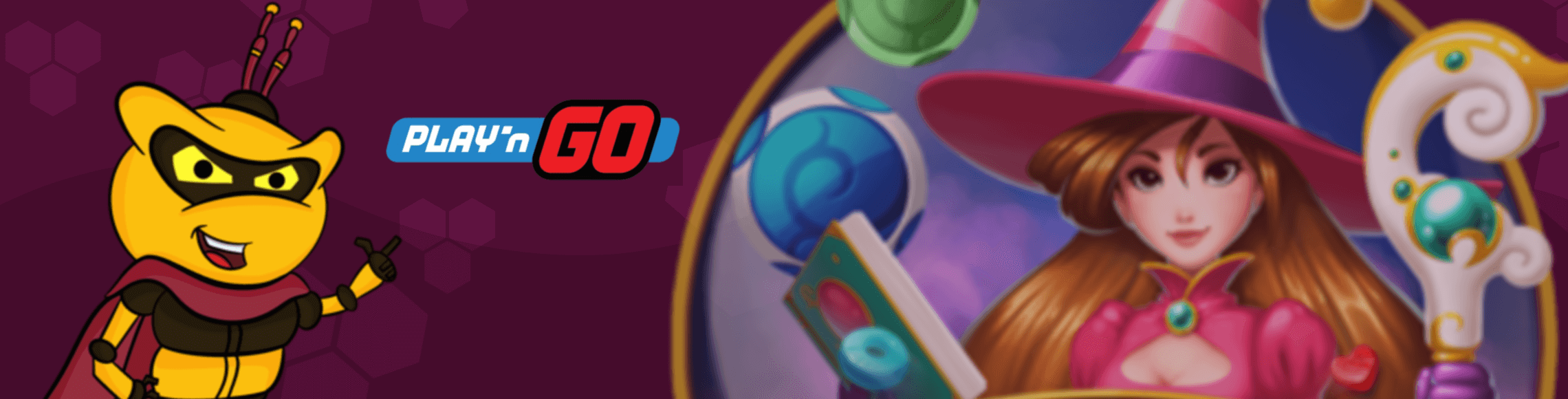 Top Play'n GO Casino Games