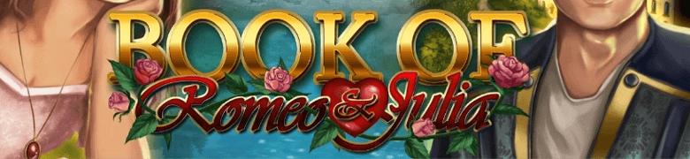 book of romeo juliet slot release