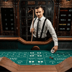 Evolution Launches the World's First Live Online Craps Game